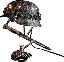 Lampe Relique de Guerre - Se Souvenir de Cette