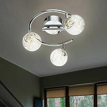 Lampe ronde plafonnier LED, lampe