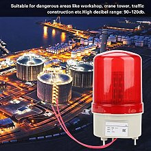 Lampe rotative LED d'urgence stroboscopique