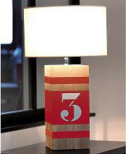 Lampe rouge L34 Up M