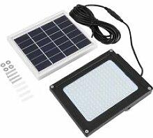 Lampe Solaire 150 LED Détecteur de Mouvement