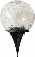 Lampe solaire de pelouse, lampe solaire LED en