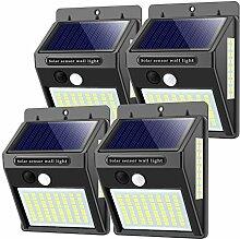 Lampe Solaire Extérieur 100 LED 1000 lumens