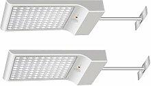 Lampe Solaire Extérieur【1200lm 5200mAh Version
