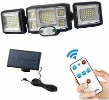Lampe Solaire Extérieur 192 LED Etanche