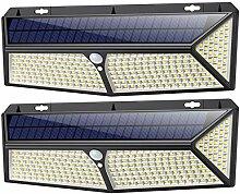 Lampe Solaire Extérieur,[ 2020 le Plus Brillant