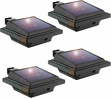 Lampe Solaire Exterieur, 25 LED Lumières Solaires