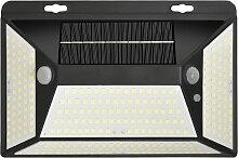 Lampe Solaire Extérieur 280LED Lumière Solaire