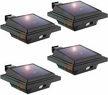 Lampe Solaire Exterieur Detecteur de Mouvement, 25