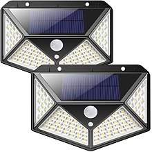 Lampe Solaire Extérieur iPosible【Version