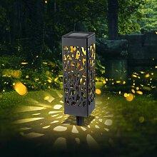Lampe Solaire Jardin, Éclairage Solaire