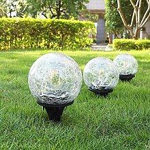 Lampe Solaire Jardin pour Extérieur,Lampe