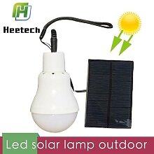 Lampe Solaire Led Portable, éclairage