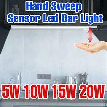 Lampe sous-meuble 5V, capteur de balayage à la