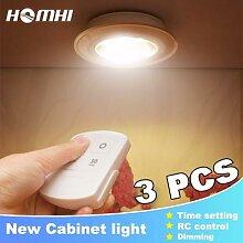 Lampe sous-meuble pour cuisine et chambre à