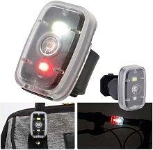 Lampe stroboscopique Portable Rechargeable par