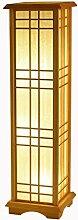 Lampe sur Pied Réglable Style Japonais Chambre
