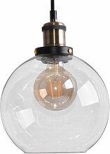 Lampe suspendue au plafond de haute qualité salon