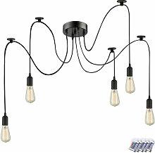 Lampe suspendue dimmable design luminaire à