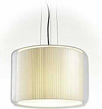 Lampe Suspendue E14 FBT 14 W avec Abat-Jour en