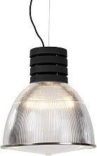 Lampe suspendue industrielle noire - Industrie