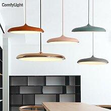 Lampe suspendue nordique couleur or/cuivre,