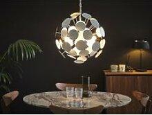 Lampe suspension design blanche maritsa 236961