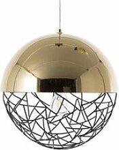 Lampe suspension doré padma 81693