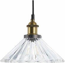 Lampe suspension en verre COLORADO