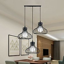 Lampe Suspension Industrielle Métal Retro