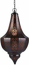 Lampe Suspension Luminaire marocaine Kanita 50cm