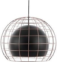 Lampe suspension noir liri 79235