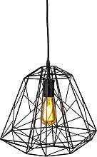 Lampe suspension noire - Framework