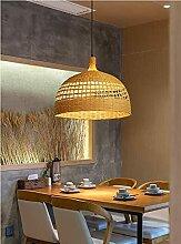 Lampe suspension rétro E27 salon lumières