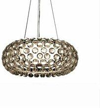 Lampe Suspensions Plafonnier Lustres Lustre 50Cm