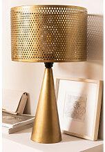 Lampe Taze Or Vieux Sklum