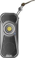 Lampe-torche audio à diodes LED avec haut-parleur