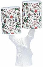 Lampe Y&M / Sans abat-jour - Domestic blanc en