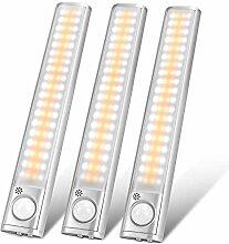 Lampes à détecteur de mouvement à