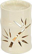 Lampes aromatiques - Lampe chauffe-bougie en