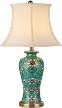 Lampes de bureau American Retro Lampe de table