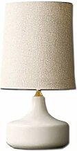 Lampes de bureau Céramique Lampe de table moderne