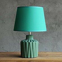 Lampes de bureau Lampe de table en céramique,