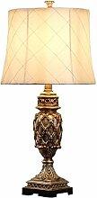 Lampes de bureau Lampe de table Salon Rétro
