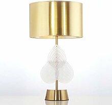 Lampes de bureau Moderne Lampe de table Cristal