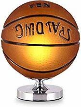 Lampes de chevet Lustre de basket-ball vent
