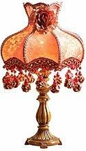 Lampes de table Américain Creative Rétro Lampe