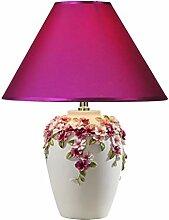 Lampes De Table De Chevet Résine Décoratif