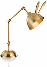 Lampes de table Dkee Moderne Creative Bunny Salon
