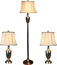 Lampes De Table Et De Sol Pour La Maison, 2 Lampes
